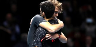 Zverev i Đoković ATP završni masters London