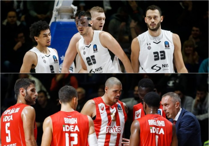 Crvena zvezda Partizan