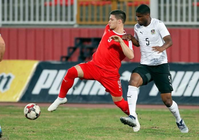 Srbija Austrija U21