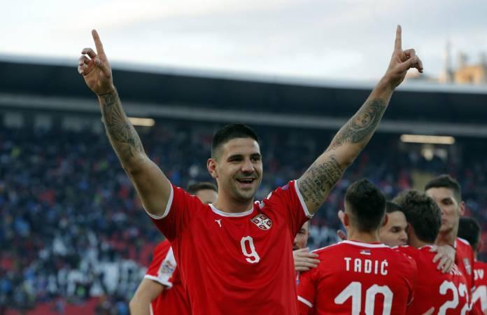 Srbija dominirala pa zakomplikovala: Pobeda za korak do fajnal fora i Mitrovićeva dva lica (VIDEO)