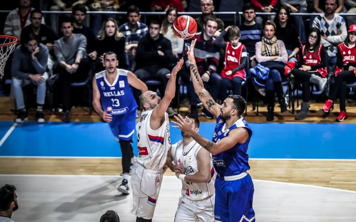 Srbija razbila Grke u Pioniru, Jović i Micić doveli Orlove na prag Mundobasketa