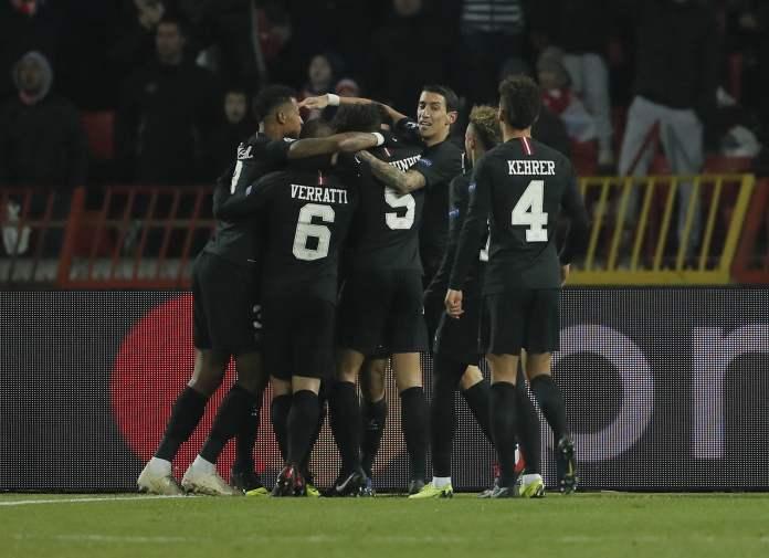 Liga 1 Francuska PSŽ