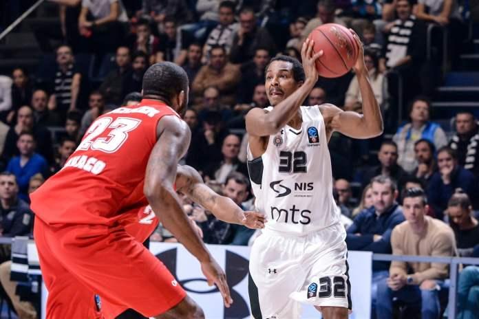 Partizan u Kneževini čuva šansu za plasman u četvrtfinale Evrokupa