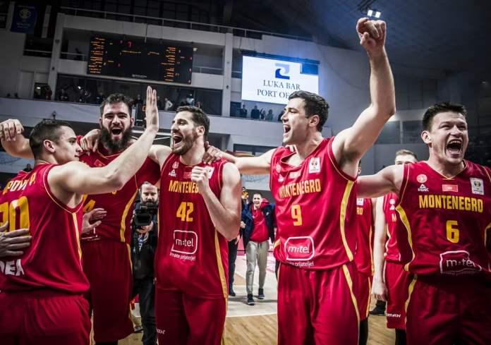 Crna Gora FIBA