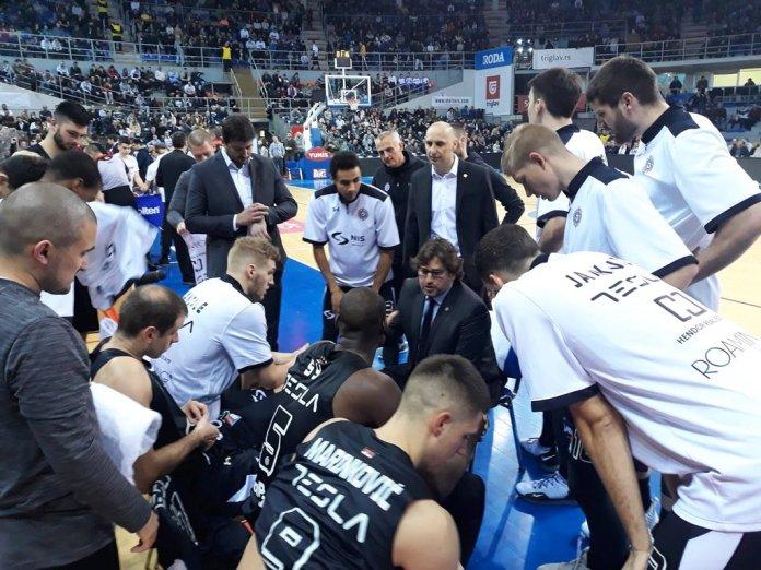 Partizan sjajnom odbranom i trojkama slomio FMP za finale KRK!