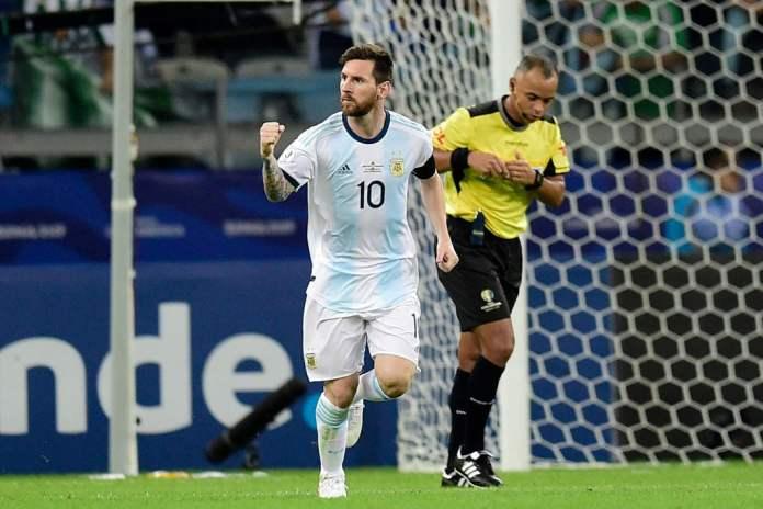 argentina-urugvaj-kopa amerika-lionel mesi