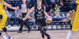 Ognjen Jaramaz-KK Partizan-cedevita olimpija