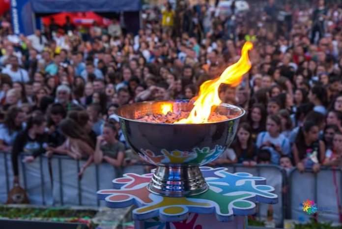 Svečanom proslavom zvanično otvorene Sportske igre mladih u Priboju