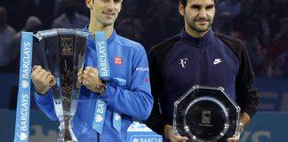 novak djokovic-rodžer federer-tenis