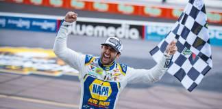 Čejs Eliot NASCAR