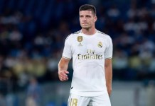 luka jović-real madrid-dres