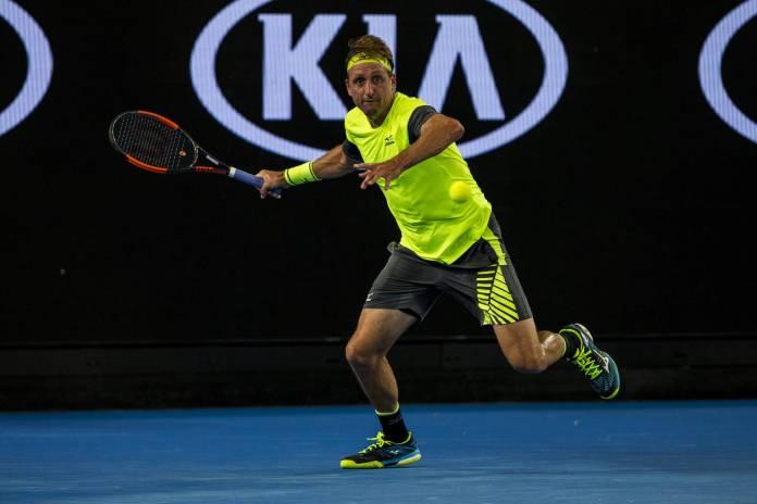 Tenis Sandgren-diskvalifikacija-sudija