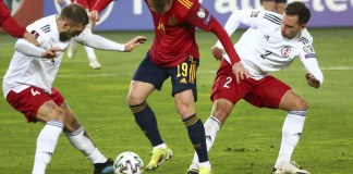 Dani Olmo-spanija-gruzija