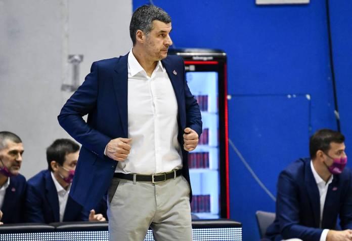 Partizan pobedio, Matović o oscilacijama, a Jovanović o ritmu