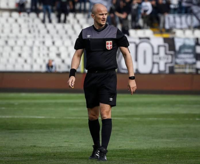 Šurbatović i Glođović zvaničnici u polufinalu Lige Evrope