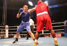 Vladan babić-beogradski pobednik-boks