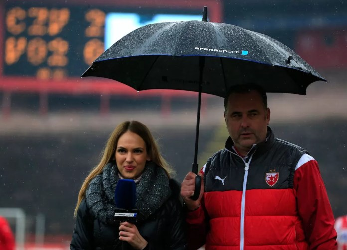 Jovana Guzijan i Miodrag Božović