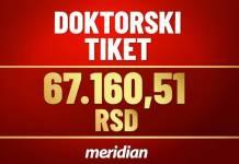 meridian-dobitni tiket-veliki dobitak