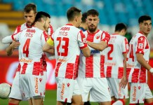 crvena zvezda-šampion-fudbalski savez srbije-dodela pehara
