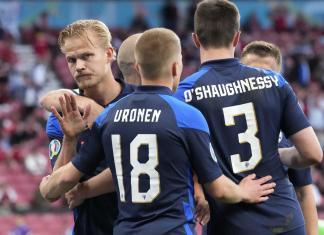 finska-danska-joel pohjanpalo-evropsko prvenstvo-kristijan eriksen