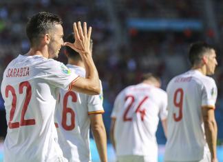 spanija-slovacka-evropsko prvenstvo-pablo sarabija