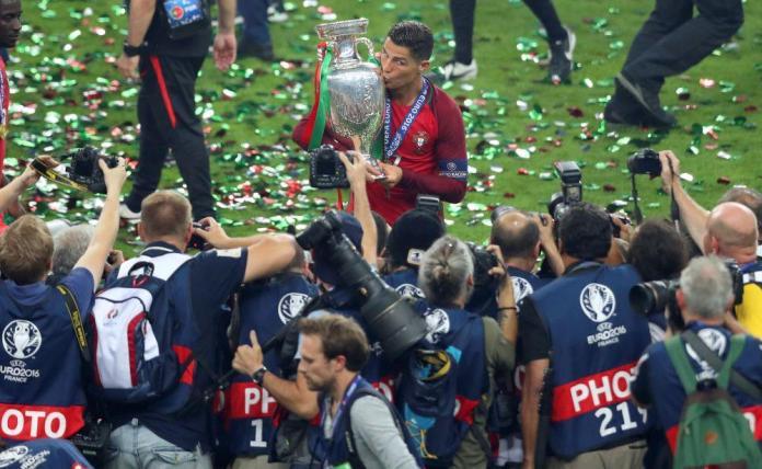 kristijano ronaldo-portugal-evropsko prvenstvo-rekord