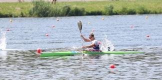 milica novaković-veslanje-evropsko prvenstvo