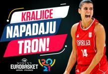 ženska-košarkaška reprezentacija srbije-evropsko prvenstvo-ana dabović