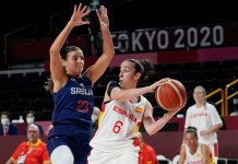ana dabović-srbija-španija-olimpijske igre