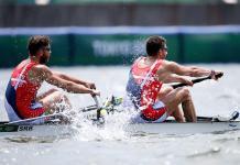 vasić-mačković-olimpijske igre-tokio-veslanje
