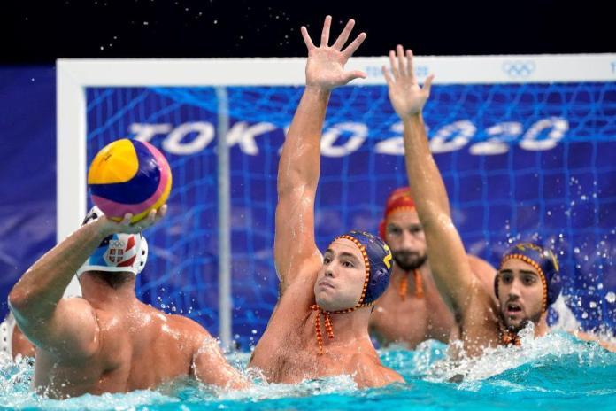 vaterpolo-srbija-španija-olimpijske igre