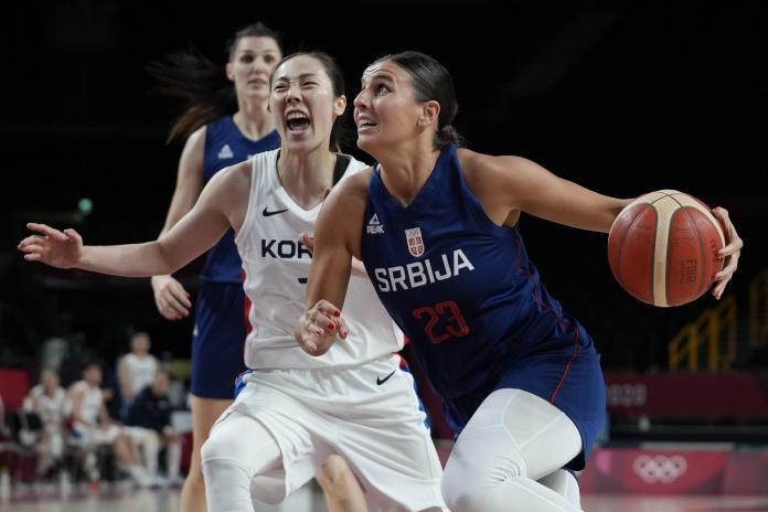 košarkašice-srbija-južna-koreja-olimpijske igre-fiba-žreb-evropsko prvenstvo