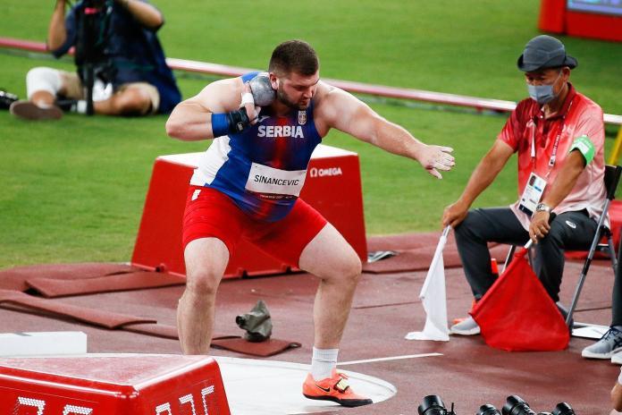 armin sinančević-olimpjske igre