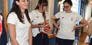 košarašice srbije-olimpijske igre-docek-kss