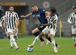 Edin Džeko-Inter