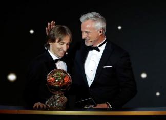 Luka Modrić-Zlatna lopta-Skandal