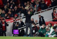 Mikel Arteta-Arsenal-Aston Vila