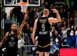 Partizan-Smailagić-Avramović