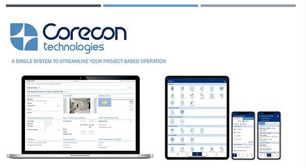View 2020 Corecon V8 Brochure