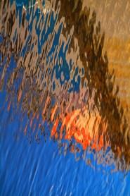 Boat Slip 8, 30 x 20 photograph by Rick White.