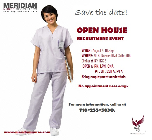 Open House Recruitment Event