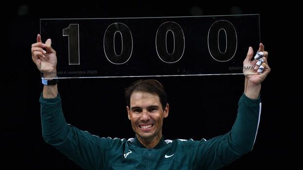 1.000 victorias por solo 201 derrotas /Foto cortesía