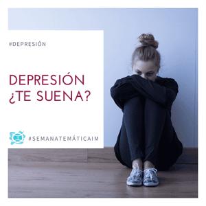 Depresión ¿Te suena?