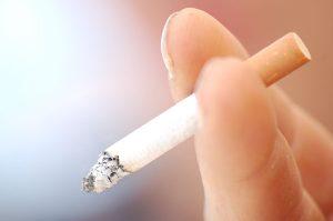 Dejar de fumar   acupuntura