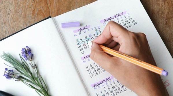 Aprende a contar tu ciclo menstrual