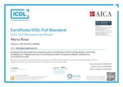 ICDL FULL STANDARD