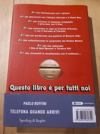 Telefona Quando Arrivi - Paolo Ruffini - 2