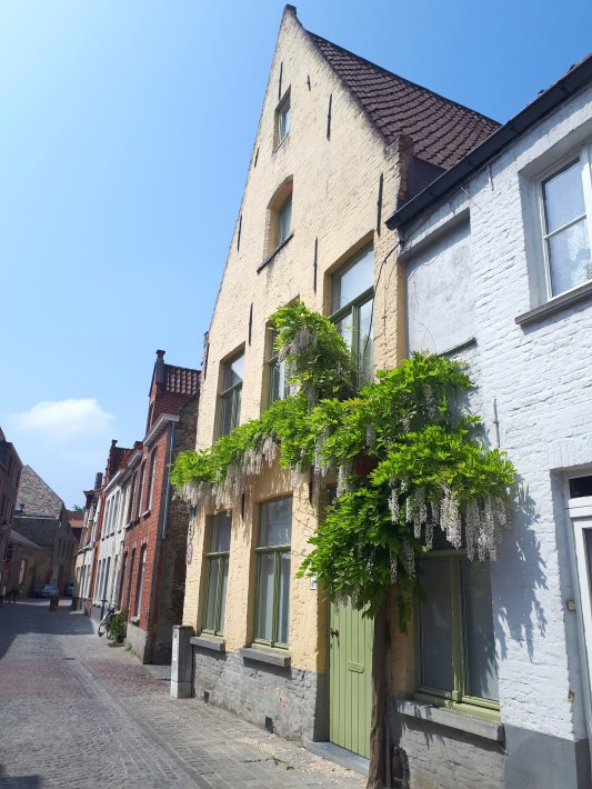 Archittettura Bruges