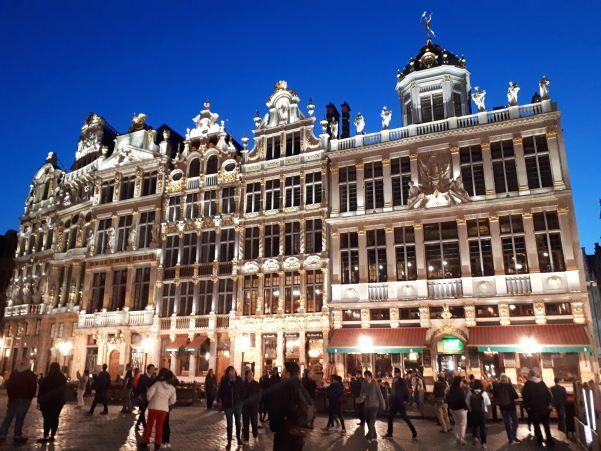 Grand Place - Bruxelles - 2
