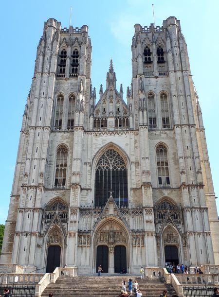 Cattedrale di San Michele e Santa Gudula - Bruxelles.jpeg